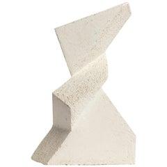 Hypotenuse Sculpture by Ceramiche Milesi