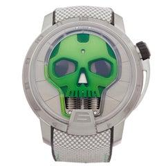 HYT Skull Titanium S48-TT-35-GF-RAi