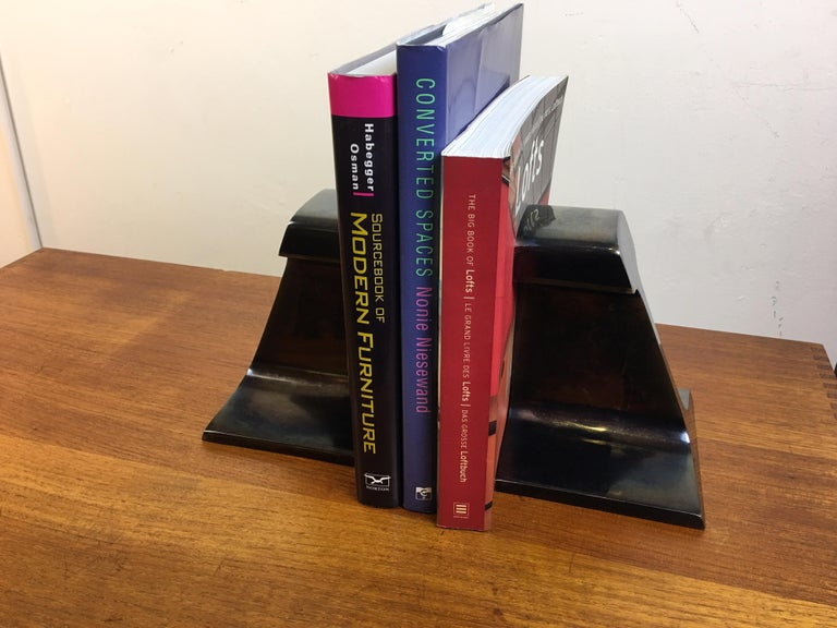 I Beam Metal Bookends For Sale 1