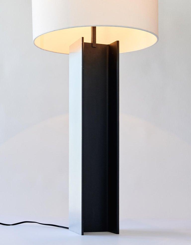 Steel I-Beam Table Lamp by Laurel