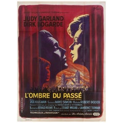 I Could Go on Singing 1963 French Grande Film Poster