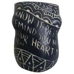 I Know It's Been..., Carved Porcelain Cup