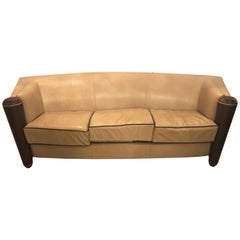 i4 Marnie Sofa Designed by Adam Tihany for the Pace Collection