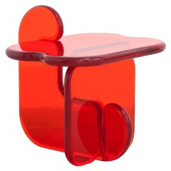IAN ALISTAIR COCHRAN - Plump Resin Side Table