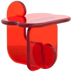 Plump Resin Side Table, Ian Alistair Cochran
