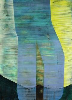 Mesa, 2018, Ian Hagarty, Acrylic, Canvas, Abstract