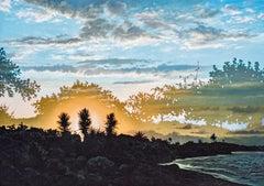 """Arch of Circe,"" Photorealism, circle of Malcolm Morley, Chuck Close"