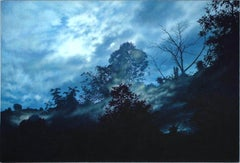 Caspar David Friedrich's Window, The Night Variation