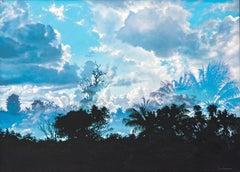 Tiepolo's Window, Photorealism, circle of Malcolm Morley, Chuck Close
