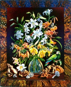 20th Century Still-life Paintings