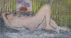 In The Purple: Contemporary Limited Edition Figurative Etching