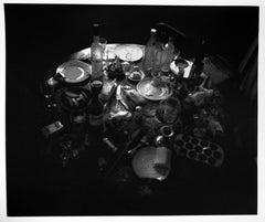 ' Dinner ' , Silver Gelatin print , Signed limited edition