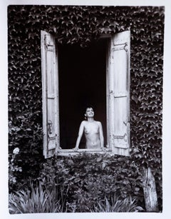 ' Lisa ' , Silver Gelatin print , Signed limited edition