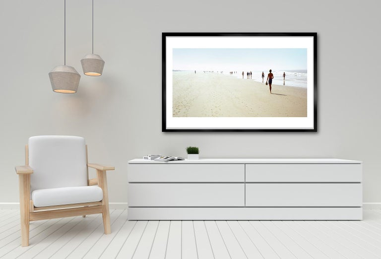 Cadiz- Signed limited edition fine art print, Color photography,Vacation, Analog - Contemporary Photograph by Ian Sanderson
