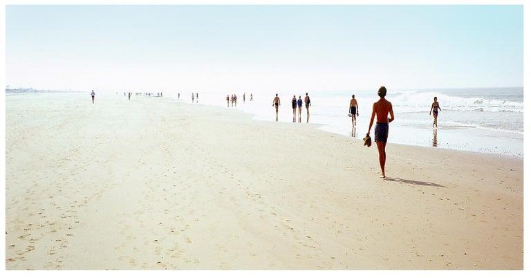 Ian Sanderson Landscape Photograph - Cadiz- Signed limited edition fine art print, Color photography,Vacation, Analog