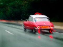 Citroen - Signed limited edition fine art print, Color photography, Car