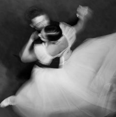 Dance - Signed limited edition fine art print,Black and white photography,Square