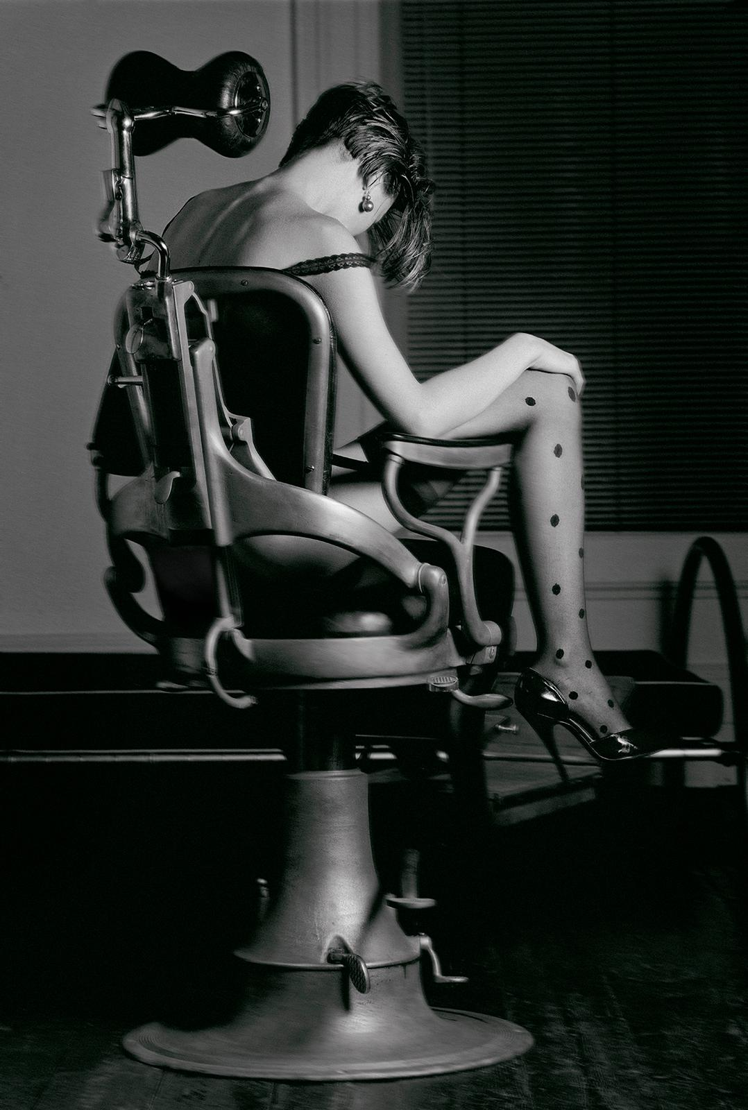 Francesca -Signed limited edition fine art print,Black and white photo,Analog