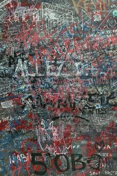 Graffiti - Signed limited edition fine art print, colour photography, Urban