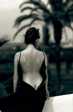 Lisa - Signed limited edition fine art print, Back and white photography,Sensual