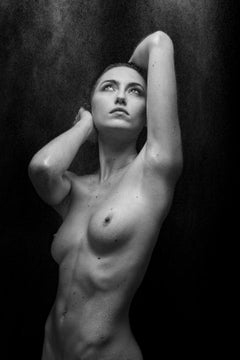 Mist - Signed limited edition fine art print, Black and white photography, Sexy