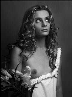 Ruth - Signed limited edition fine art print, Black and white photography, Nude
