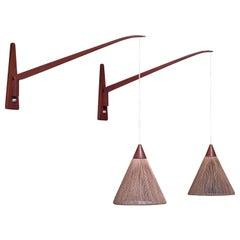 Ib Fabiansen Pair of Wall Lamps