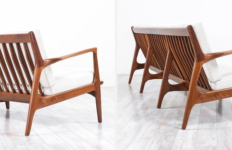 Ib Kofod-Larsen 4-Seat Sofa for Selig For Sale 4