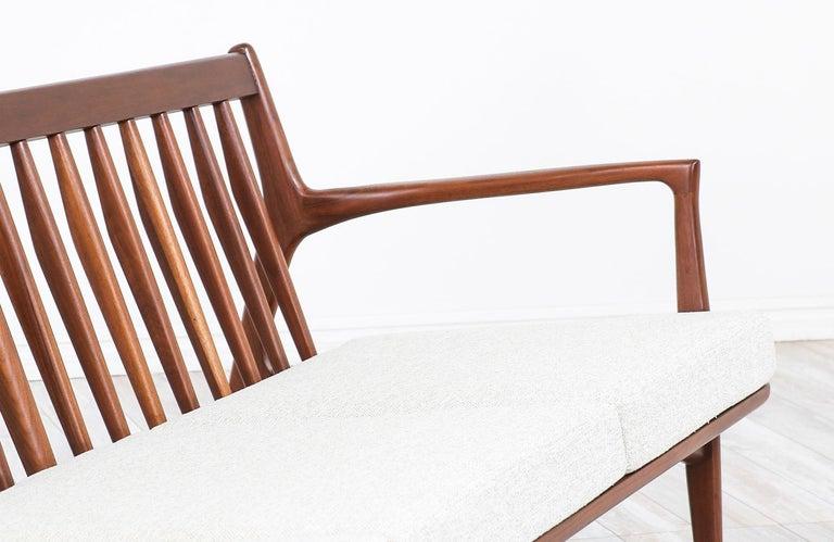 Ib Kofod-Larsen 4-Seat Sofa for Selig For Sale 1