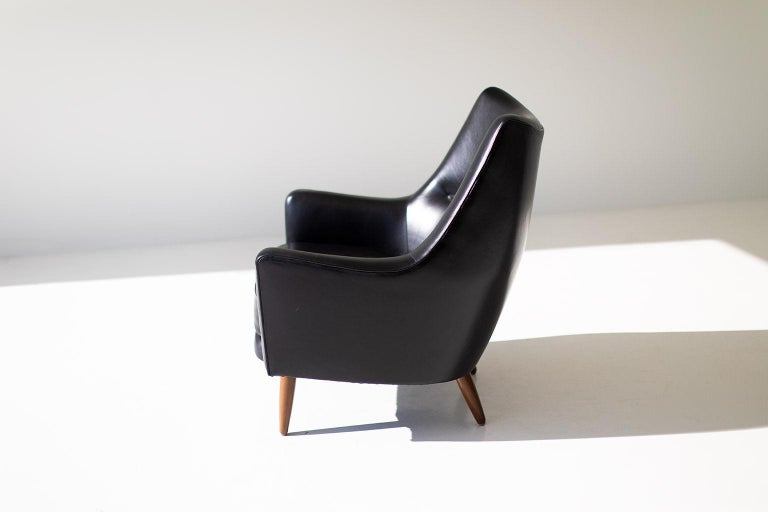 Hans Olsen Lounge Chair for Chr. Sorensen & Co. For Sale 3