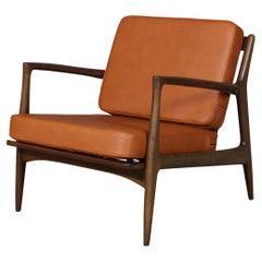 Ib Kofod-Larsen Attributed, Lounge Chair