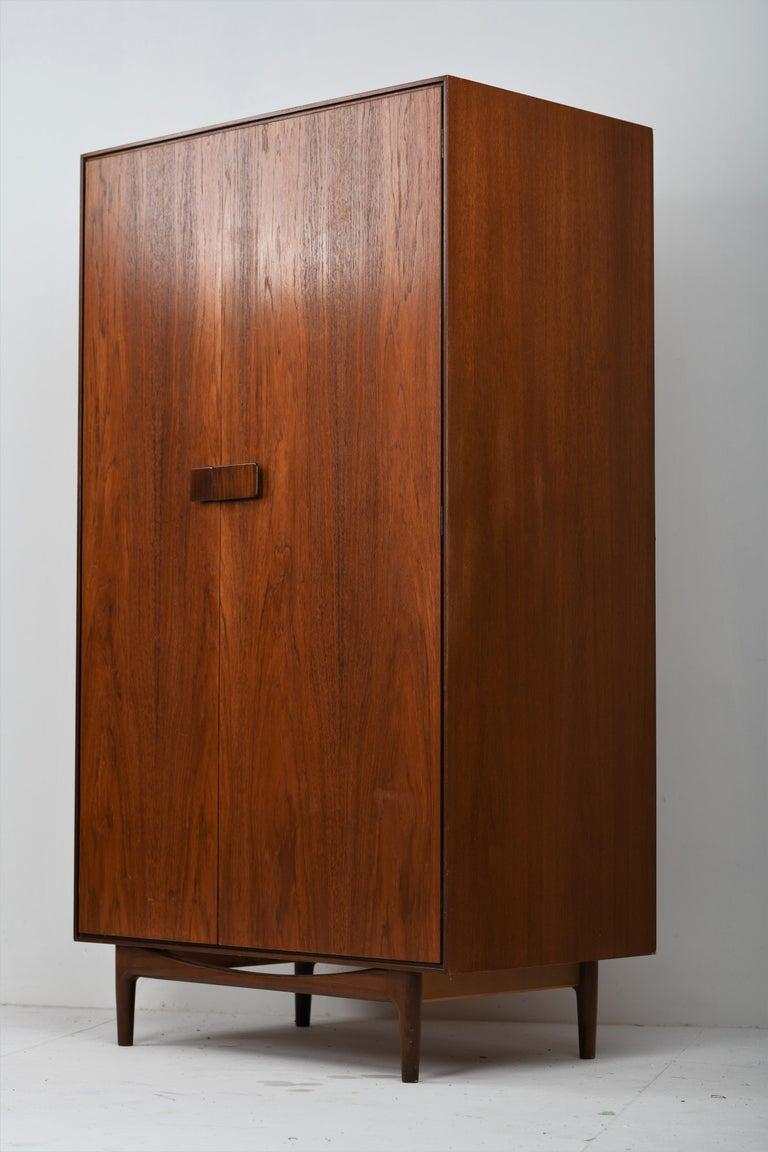 Mid-20th Century Ib Kofod-Larsen Bedroom Set, 1960s For Sale