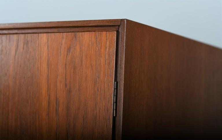 Rosewood Ib Kofod-Larsen Bedroom Set, 1960s For Sale