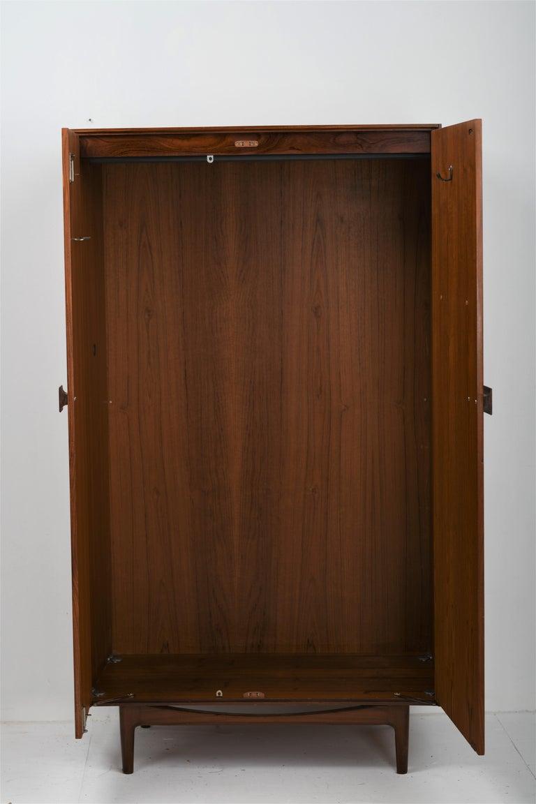 Ib Kofod-Larsen Bedroom Set, 1960s For Sale 2