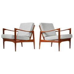 Ib Kofod-Larsen Candidate Chairs, circa 1960
