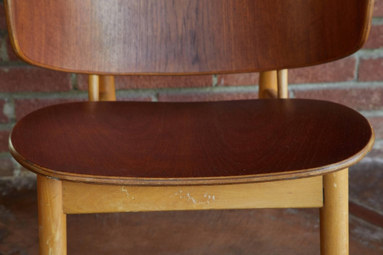 Ib Kofod-Larsen Chairs for Christiansen & Larsen For Sale 2