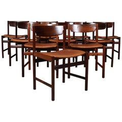 Ib Kofod-Larsen Dining Chairs