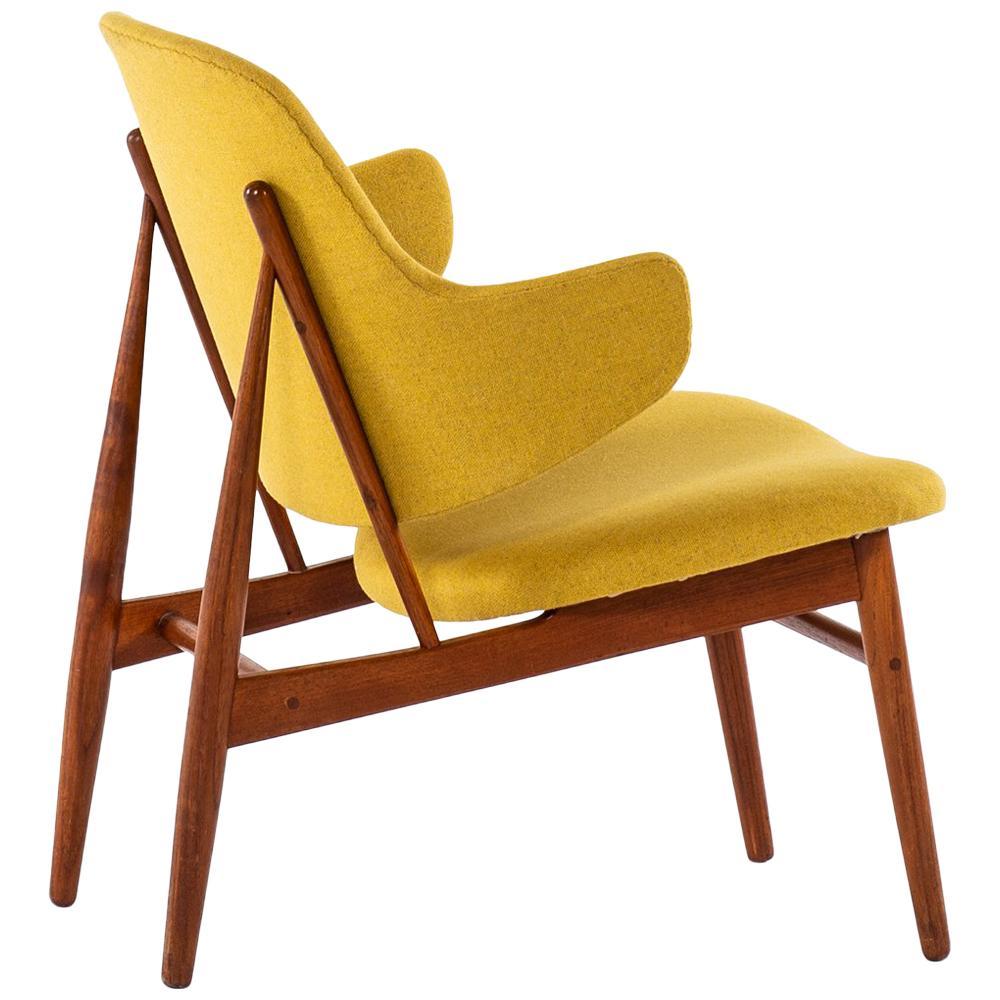 Ib Kofod-Larsen Easy Chair by Christensen & Larsen in Denmark