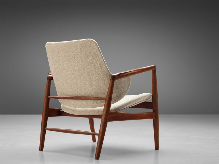 Mid-Century Modern Ib Kofod-Larsen Easy Chair For Sale