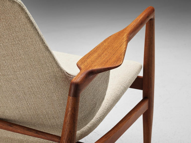 20th Century Ib Kofod-Larsen Easy Chair For Sale