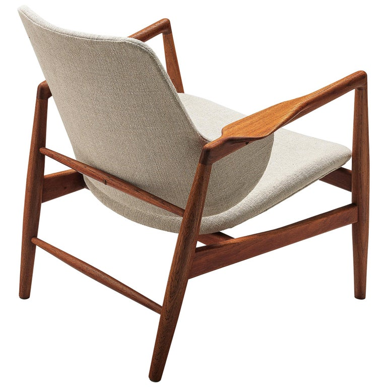 Ib Kofod-Larsen Easy Chair For Sale