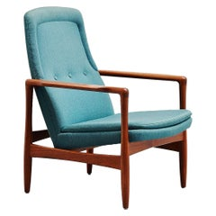 Torbjorn Afdal easy chair Svein Bjorneng Bruksbo Norway 1957