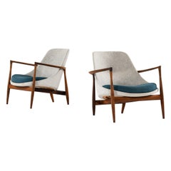 Ib Kofod-Larsen Easy Chairs Model U56 / Elizabeth by Christensen & Larsen
