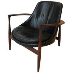 Ib Kofod-Larsen 'Elizabeth' Armchair' in Brazilian Rosewood, 1956