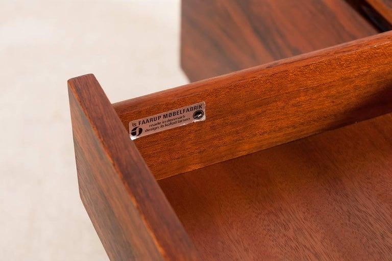 Brass Ib Kofod-Larsen, FA66 Rosewood Sideboard, 1960s For Sale