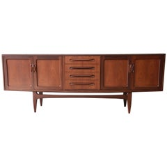 Ib Kofod-Larsen for G-Plan Teak Long Credenza