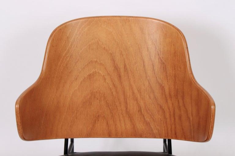 Leather Ib Kofod-Larsen for Selig