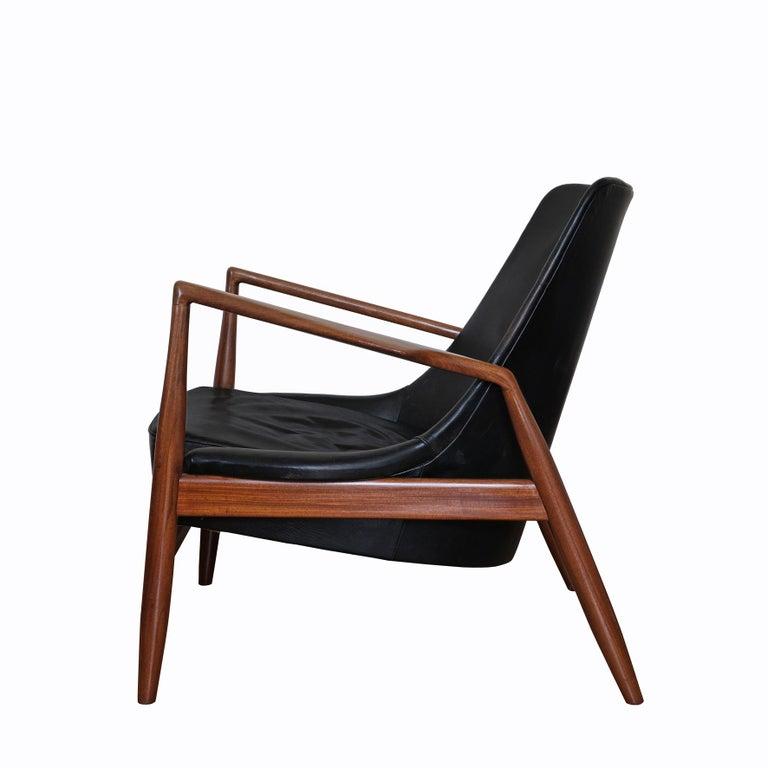 Scandinavian Modern Ib Kofod-Larsen, Lounge Armchair