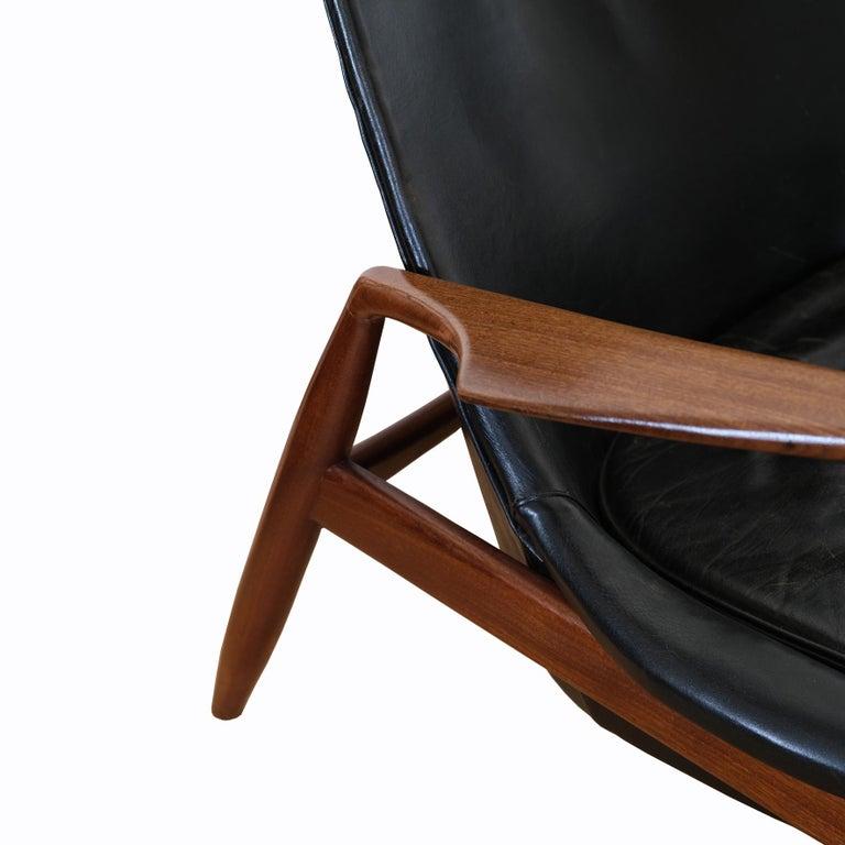 Swedish Ib Kofod-Larsen, Lounge Armchair