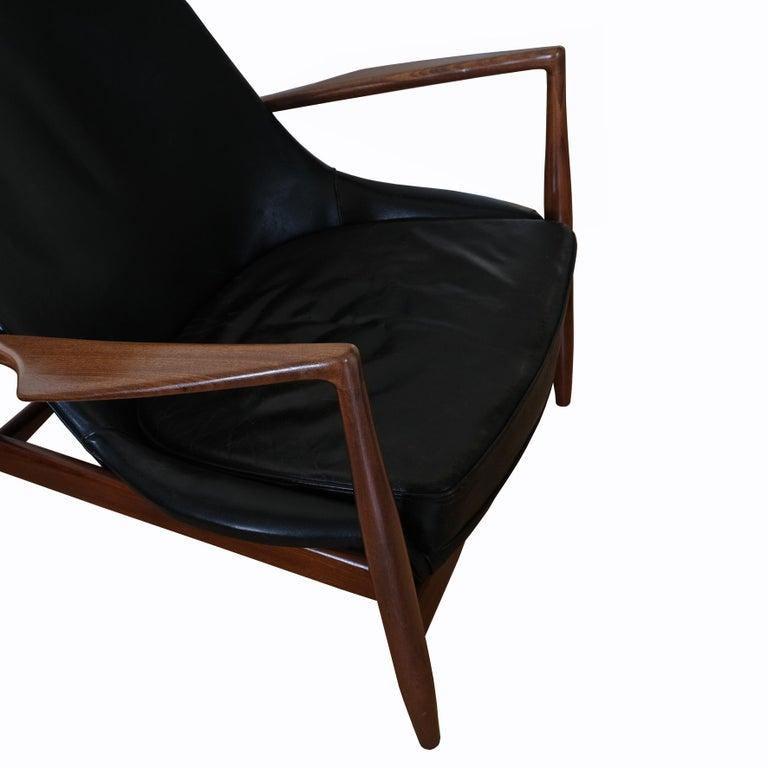 Mid-20th Century Ib Kofod-Larsen, Lounge Armchair